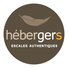 logo hebergers share